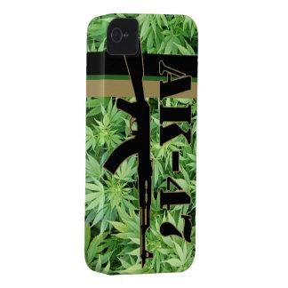Caso de la tensión de AK-47 Case-Mate iPhone 4 Cárcasa