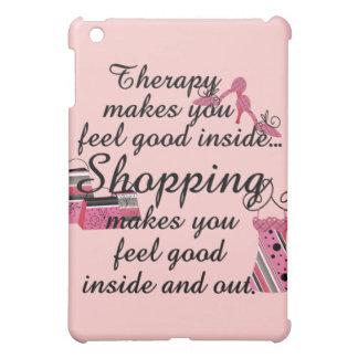 caso de la terapia de las compras del iPad