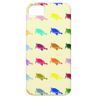 Caso de la tortuga de Colorfull iPhone 5 Case-Mate Protector