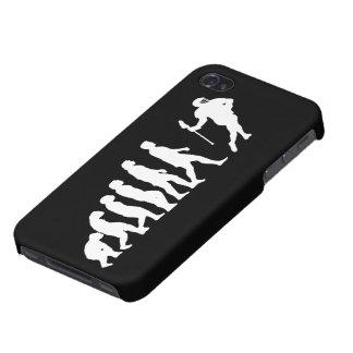 Caso de LaCrosse de la evolución iPhone 4/4S Carcasa