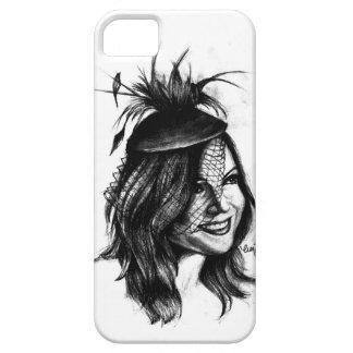 Caso de Lana Parrilla IPhone 5/5S iPhone 5 Fundas