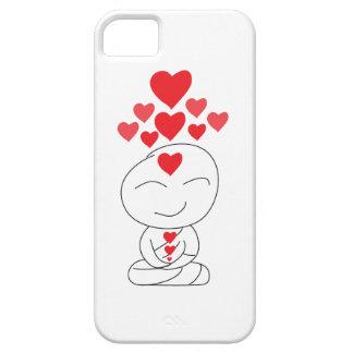 Caso de levantamiento de Buda Iphone del amor Funda Para iPhone SE/5/5s