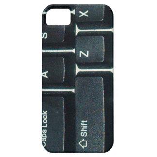 Caso de llaves de teclado iPhone 5 Case-Mate protectores