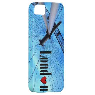 Caso de Londres Iphone iPhone 5 Fundas