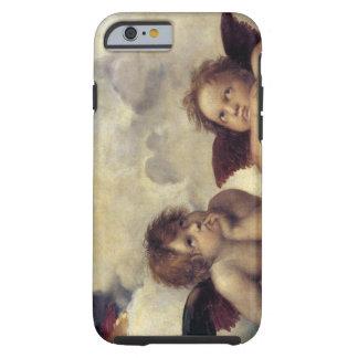 Caso de los ángeles de Raphael Funda De iPhone 6 Tough