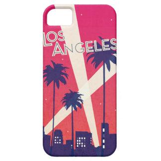 Caso de Los Ángeles iPhone5 de la serie del viaje iPhone 5 Coberturas