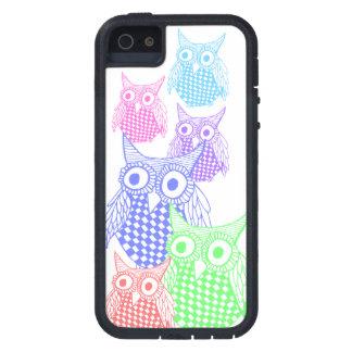 Caso de los búhos iphone5 funda para iPhone SE/5/5s