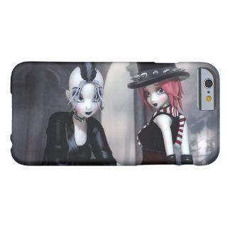 Caso de los góticos del Punky Funda Barely There iPhone 6