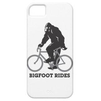 Caso de los paseos de Bigfoot iPhone 5 Funda
