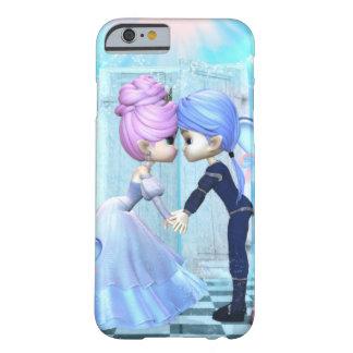 Caso de los sueños del amor funda barely there iPhone 6