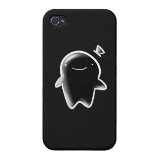 Caso de lujo del iPhone del fantasma iPhone 4/4S Fundas