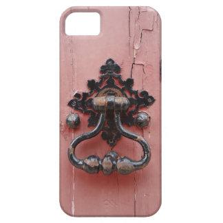 Caso de madera antiguo del iphone 5 de la iPhone 5 funda