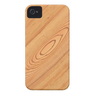 Caso de madera de la textura para Iphone 4 Case-Mate iPhone 4 Cárcasa