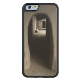 Caso de madera del arce del iPhone 6/6S del paso Funda De iPhone 6 Bumper Arce