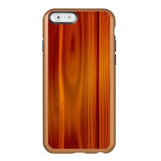 Caso de madera del brillo de Incipio del iPhone 6 Funda Para iPhone 6 Plus Incipio Feather Shine