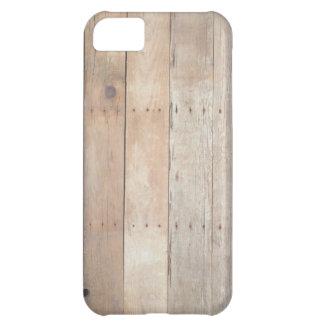 Caso de madera del compañero del caso del iPhone 5 Funda Para iPhone 5C