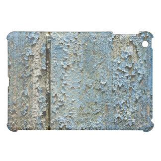 Caso de madera del iPad del Grunge