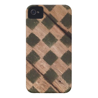 Caso de madera del iPhone 4/4S del tablero de Carcasa Para iPhone 4