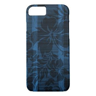 Caso de madera del iPhone 7 de la tabla hawaiana Funda iPhone 7