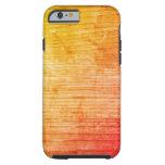Caso de madera funda de iPhone 6 tough
