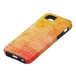 Caso de madera iPhone 5 Case-Mate cárcasas
