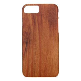 Caso de madera pulido del iPhone 7 del modelo Funda iPhone 7