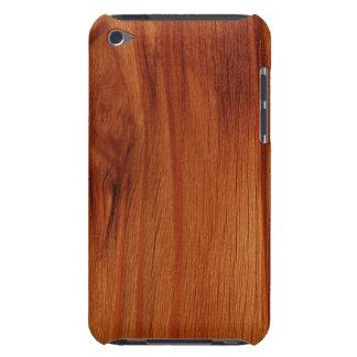 Caso de madera pulido del tacto G4 de iPod del iPod Touch Protectores