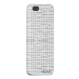 Caso de marfil moderno 5 y 5s del iPhone iPhone 5 Cárcasa