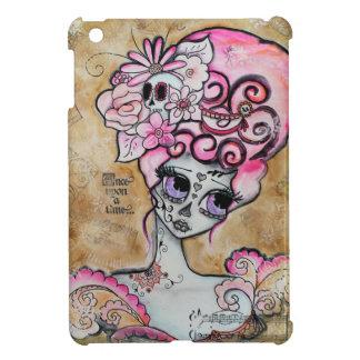 Caso de Marie Antonieta Dia de los Muertos Mini Ip iPad Mini Cárcasa
