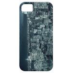 Caso de medianoche de Iphone 5 de la ciudad iPhone 5 Case-Mate Cárcasa