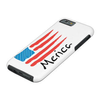 Caso de Merica iPhone6 Funda Para iPhone 6 Tough