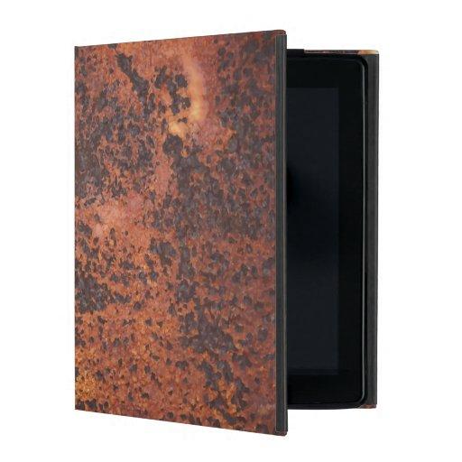 Caso de mirada oxidado del iPad de los hombres fre iPad Carcasas