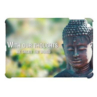 Caso de motivación del iPad de la cita de Buda