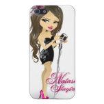 Caso de Natasha Slayton Iphone4 iPhone 5 Fundas