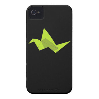 Caso de neón del iPhone 4 de la grúa del papel del Case-Mate iPhone 4 Protector