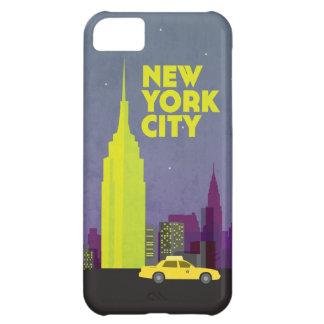 Caso de New York City iPhone5 de la serie del viaj