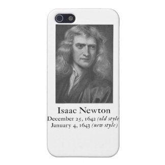 Caso de Newton iTouch iPhone 5 Cobertura