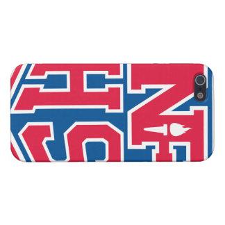 Caso de NFHS IPhone 5 iPhone 5 Cárcasas
