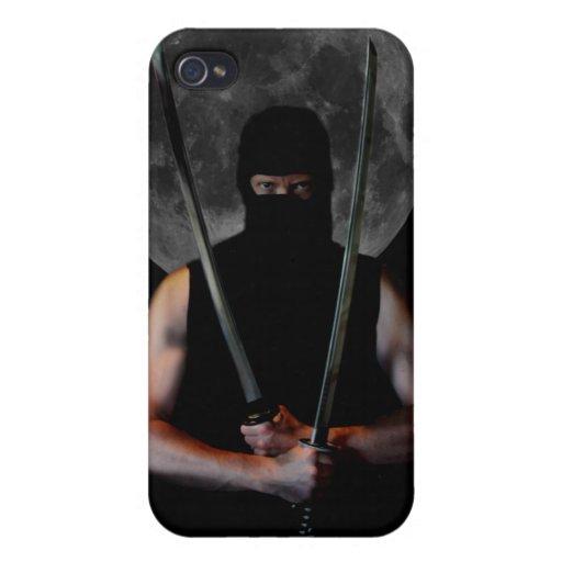 Caso de Ninja Iphone 4 iPhone 4/4S Carcasa