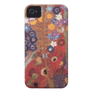 Caso de Nouveau del arte del diseño de Klimt Funda Para iPhone 4
