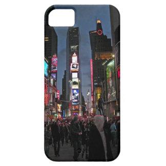 Caso de Nueva York iPhone5 del Times Square iPhone 5 Funda