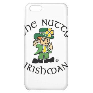 Caso de nuez del iPhone 3 del irlandés