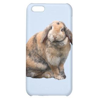 Caso de orejas ca3idas del iphone 4 del conejo lin