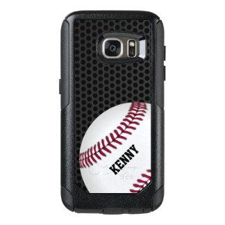 Caso de Otterbox Samsung S7 del béisbol Funda Otterbox Para Samsung Galaxy S7