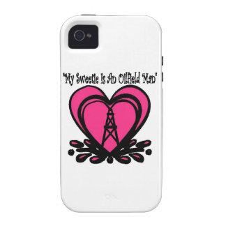Caso de OWA Iphone 4 Case-Mate iPhone 4 Funda