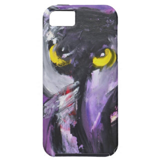CASO DE OWL QUE FUMA DIA DE LOS MUERTOS IPHONE 5 iPhone 5 Case-Mate COBERTURAS