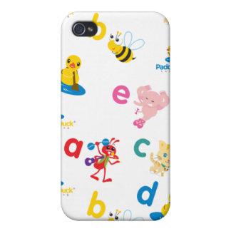 Caso de PaddleDuck iPhone4 iPhone 4 Cobertura