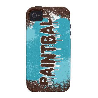 Caso de Paintball Iphone 4 4S iPhone 4 Funda