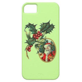 Caso de Papá Noel iPhone5 iPhone 5 Cobertura