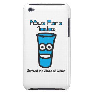Caso de Para Todos iPod del Agua iPod Touch Case-Mate Fundas